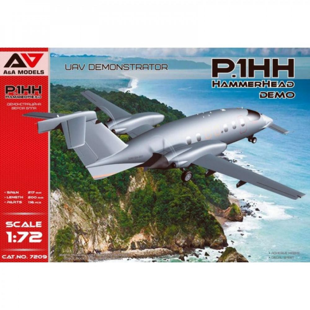 P1.HH Hammerhead (Demo) UAV 1/72 A&A Models 7209