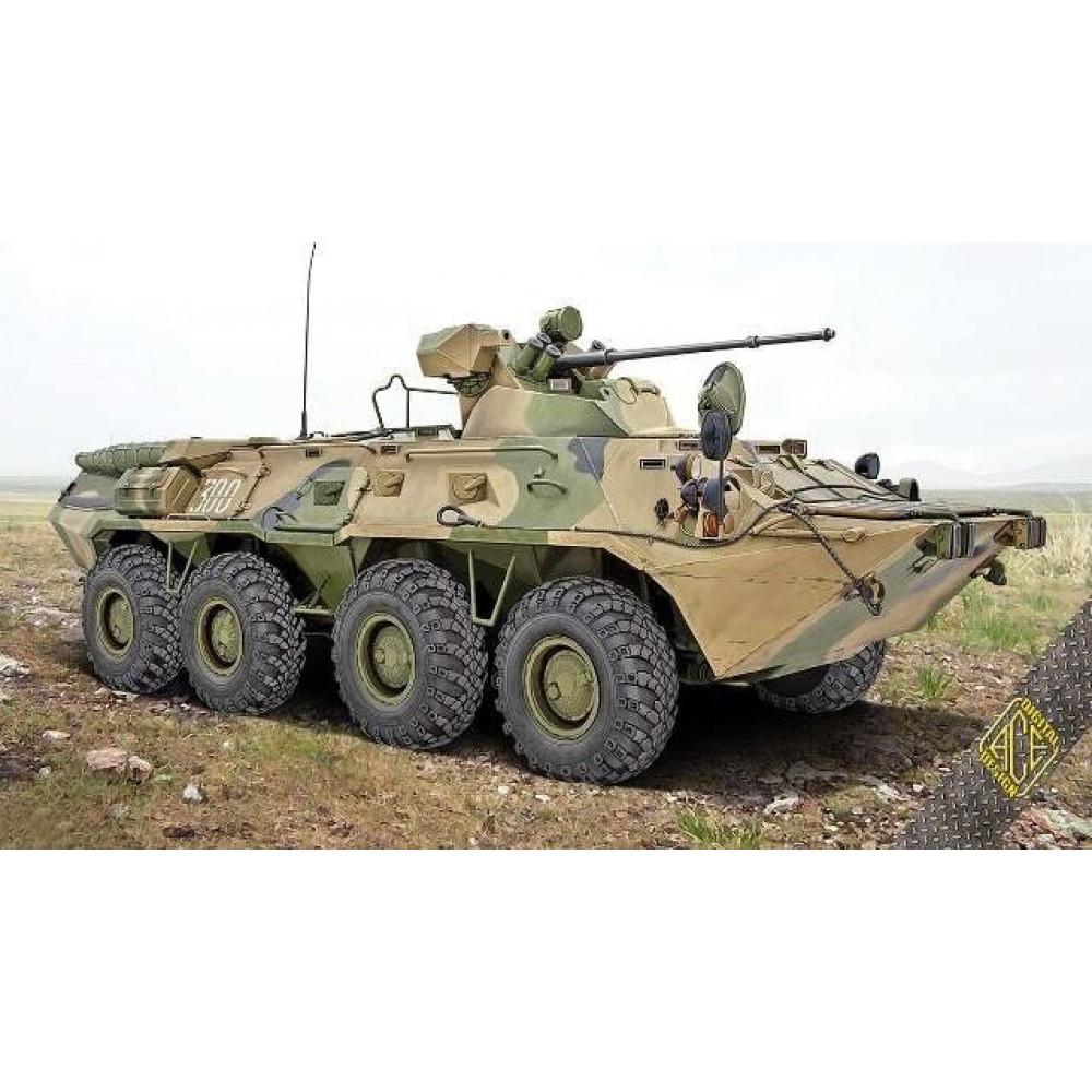 BTR-80A Russian APC  1/72 ACE 72172