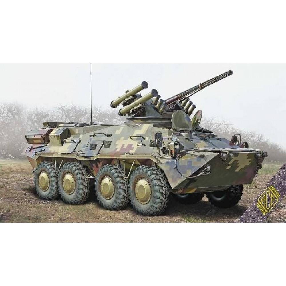 BTR-3E1 Ukrainian APC 1/72 ACE 72175
