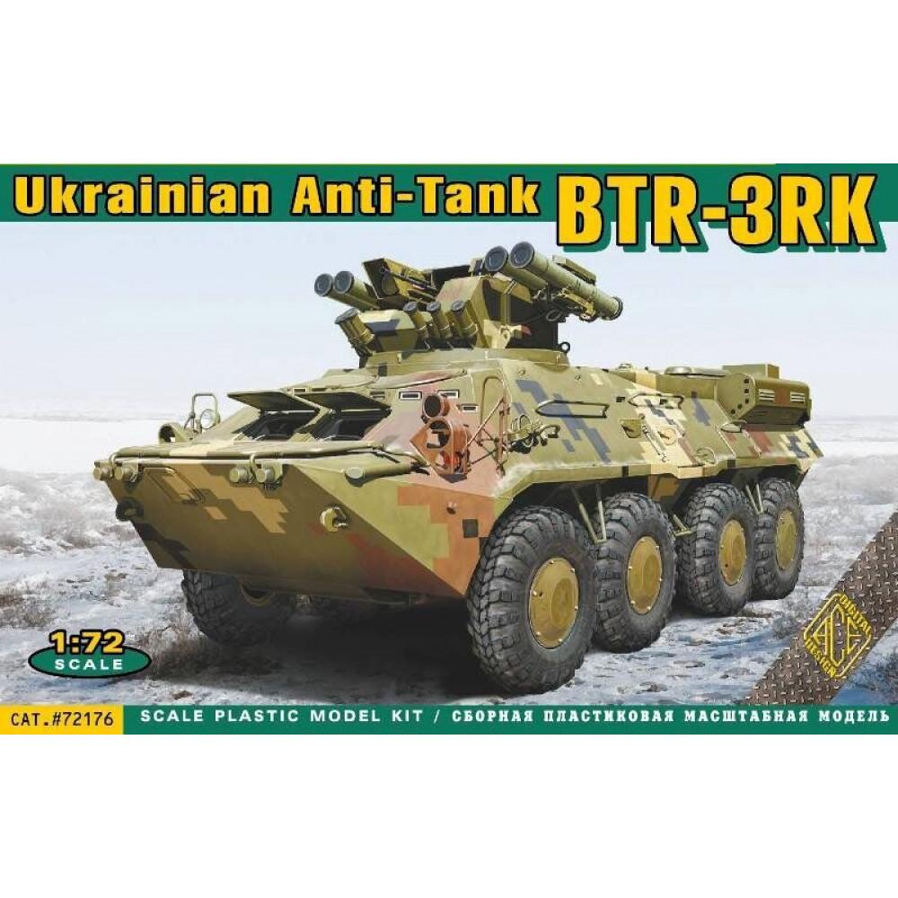 BTR-3RK Ukrainian AT system 1/72 ACE 72176