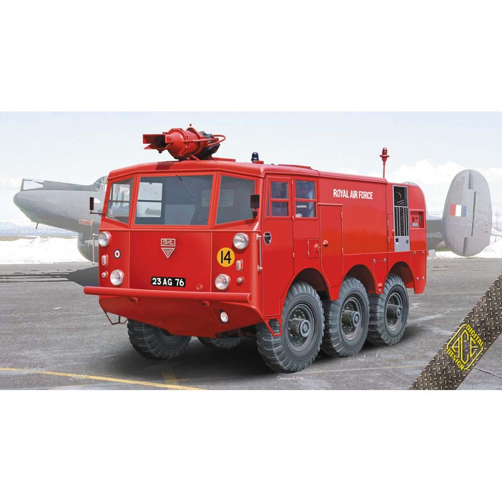 FV-651 Salamander Crash Tender 1/72 ACE 72434