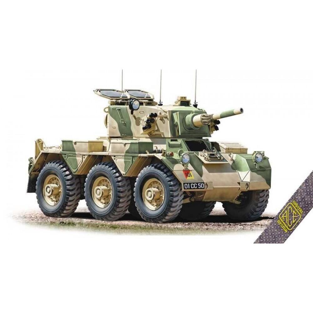 FV-601 Saladin Armoured car 1/72 ACE 72435