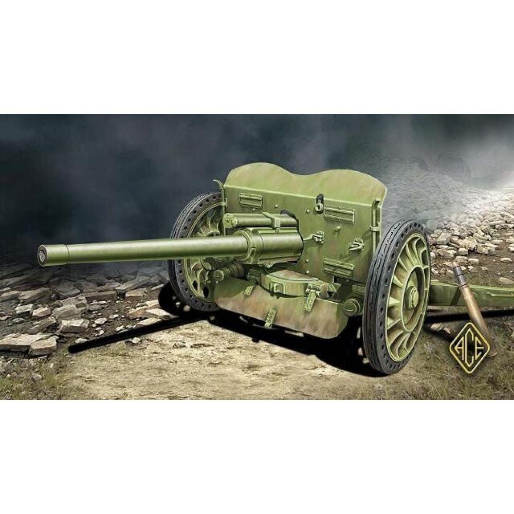 French 47mm Anti-tank gun mod.1937 (Hotchkiss) 1/72 ACE 72529