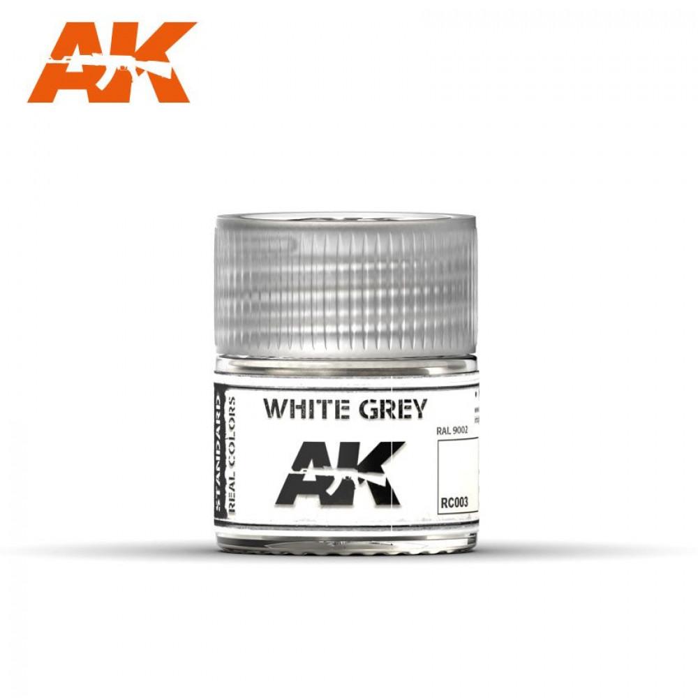 RC003 AK - White Grey 10ml