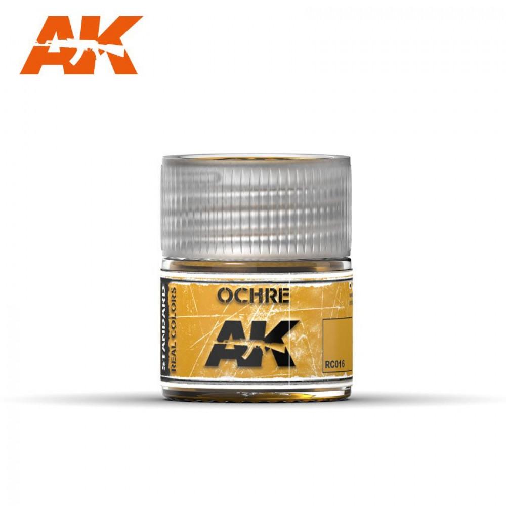 RC016 AK - Ochre 10ml