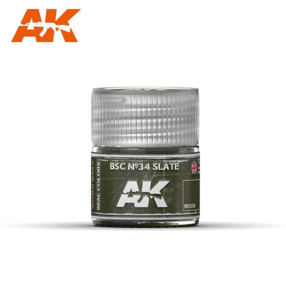 RC039 AK - BSC N34 Slate 10ml