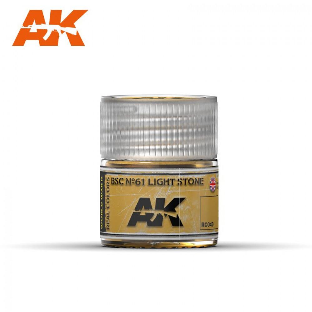 RC040 AK - BSC N61 Light Stone 10ml