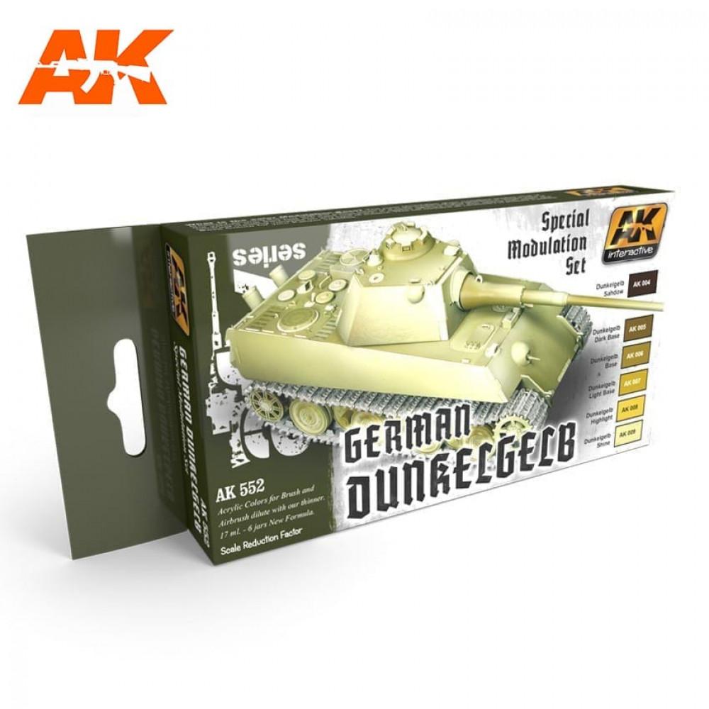 AK552 AK - German modulation kit 17ml