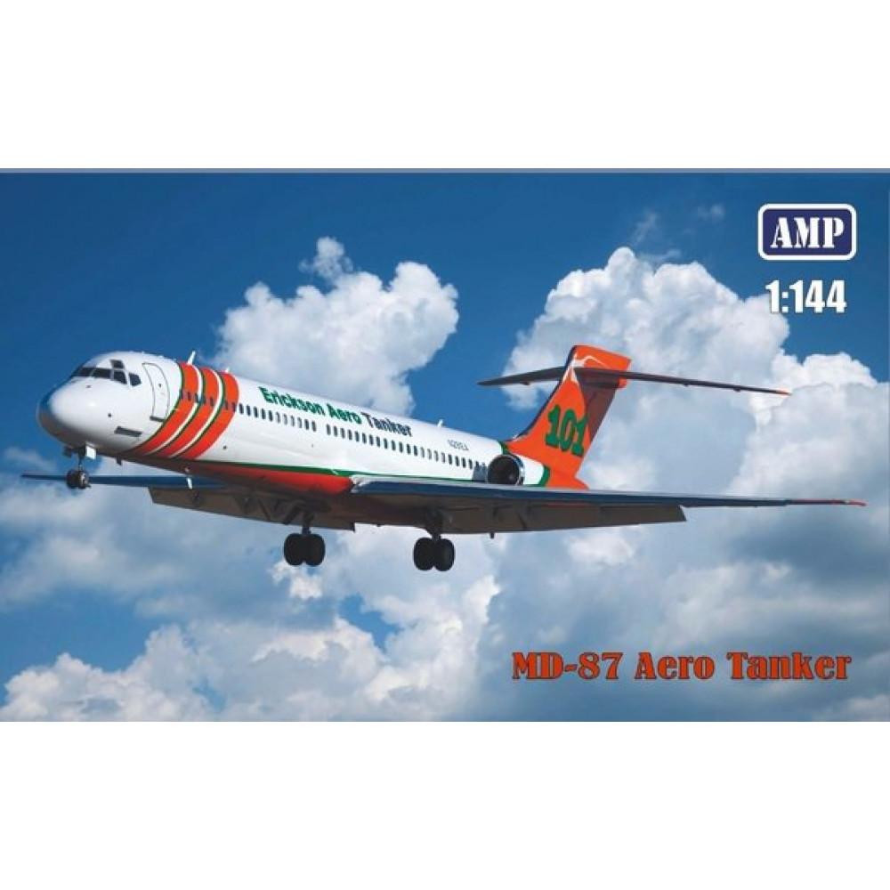 MD-87 Aero Tanker 1/144 AMP 144-001