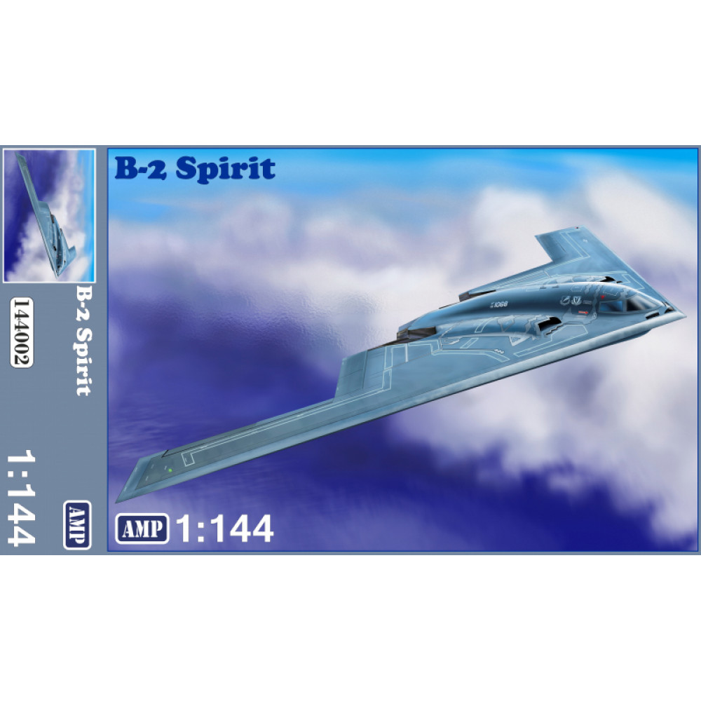 Northrop Grumman B-2 Spirit Stealth Bomber 1/144 AMP 144002