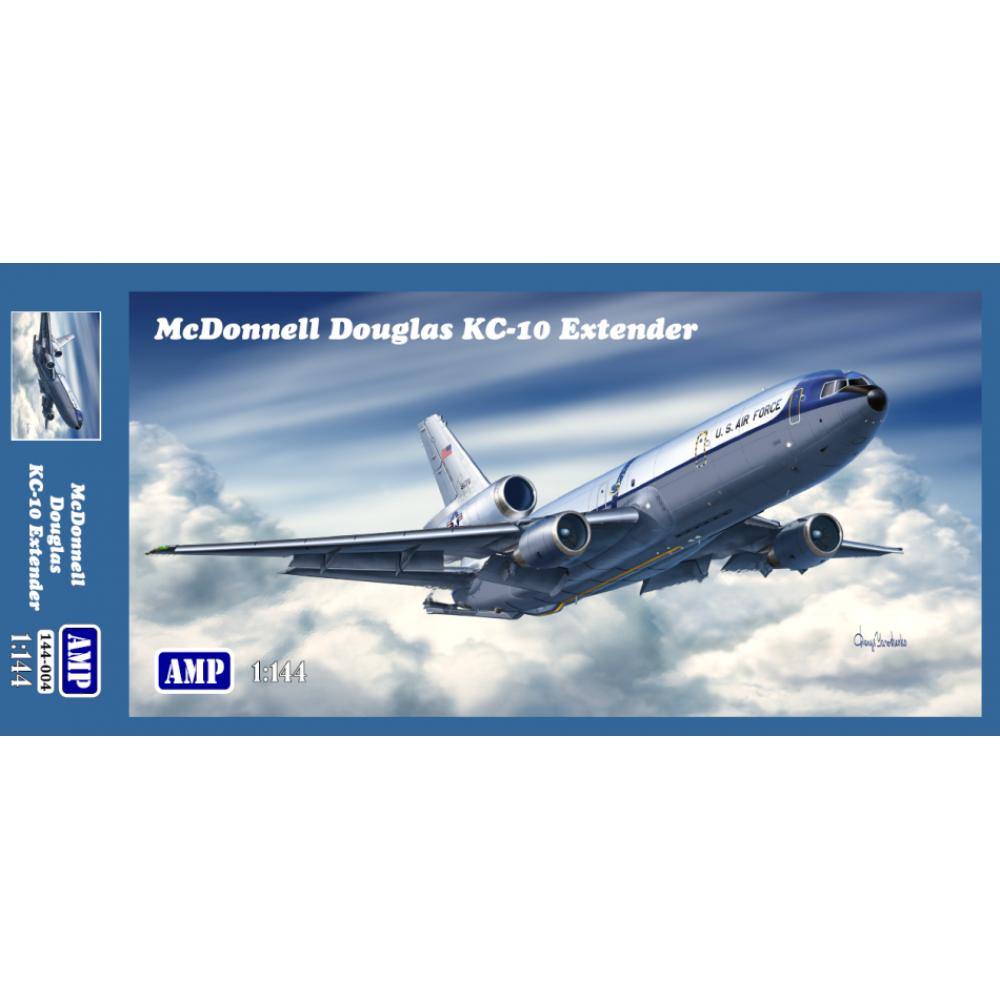 McDonnel Douglas KC-10 Extender  1/144 AMP 144-004