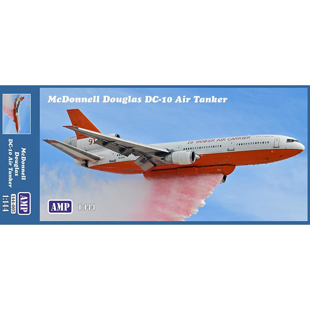 DC-10 Air Tanker Mcdonnell Douglas. 1/144 AMP 144-005