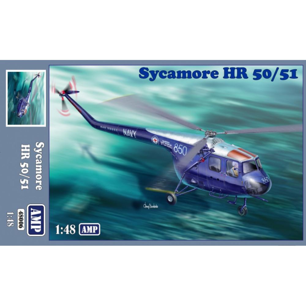 Bristol Sycamore HR 50/51 Australian  1/48 AMP 48-006