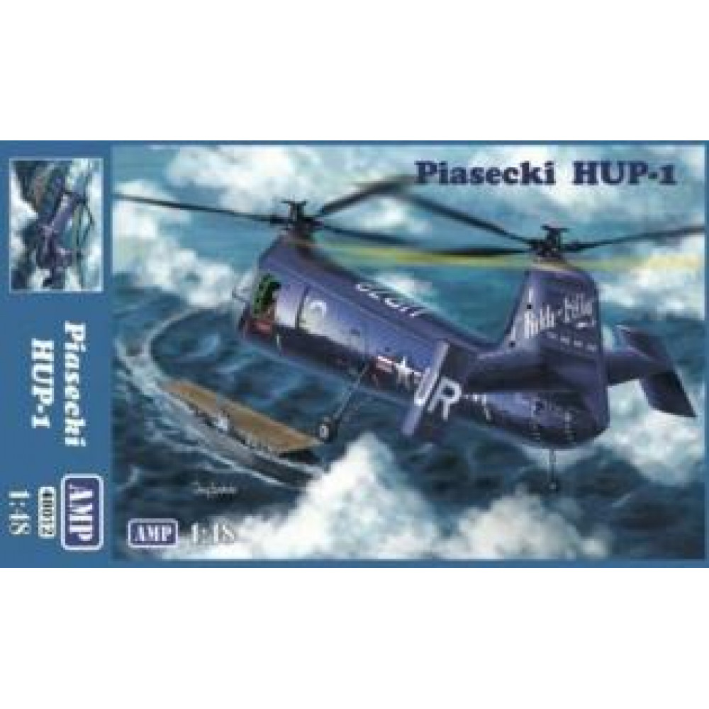 Helicopter Piasecki HUP-1 1/48 AMP 48012