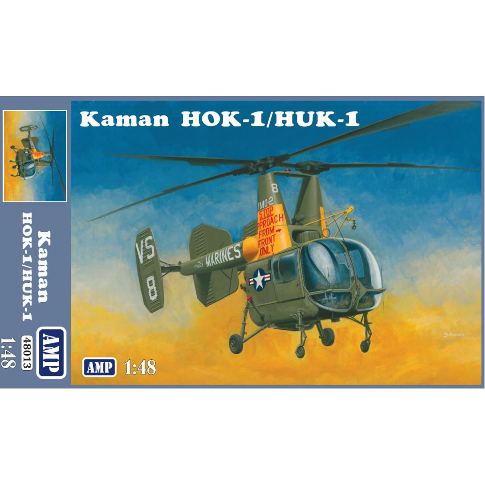 Kaman HOK-1/HUK-1 1/48 AMP 48013