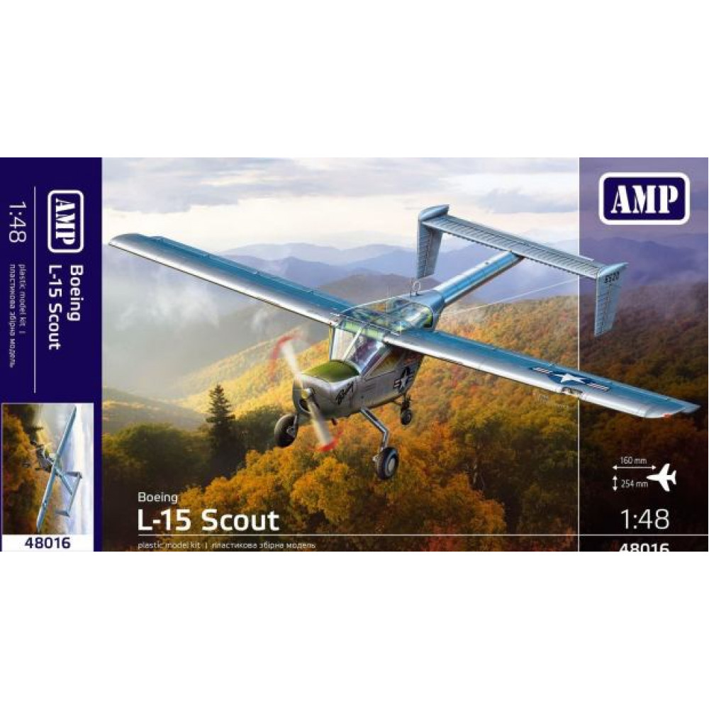 Boeing L-15 Scout 1/48 AMP 48016