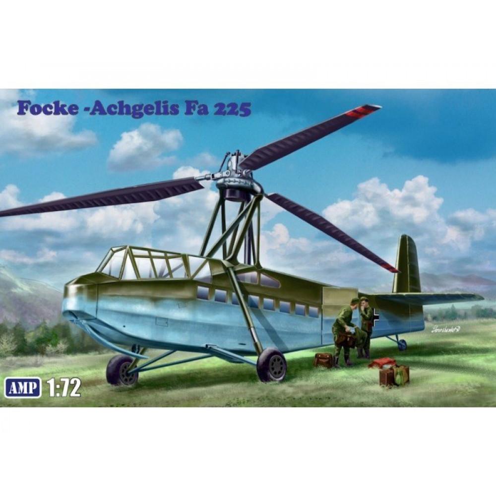 Focke Angelis Fa-225 1/72 AMP 72-001