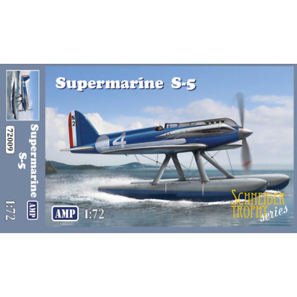 Supermarine S-5 (Trophy Series) 1/72 AMP 72009