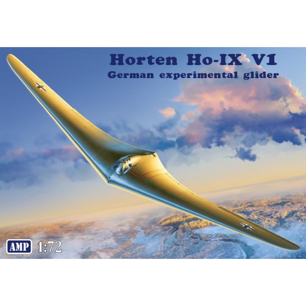 Horten H.IX V1, German Experimental Glider 1/72 AMP 72-007