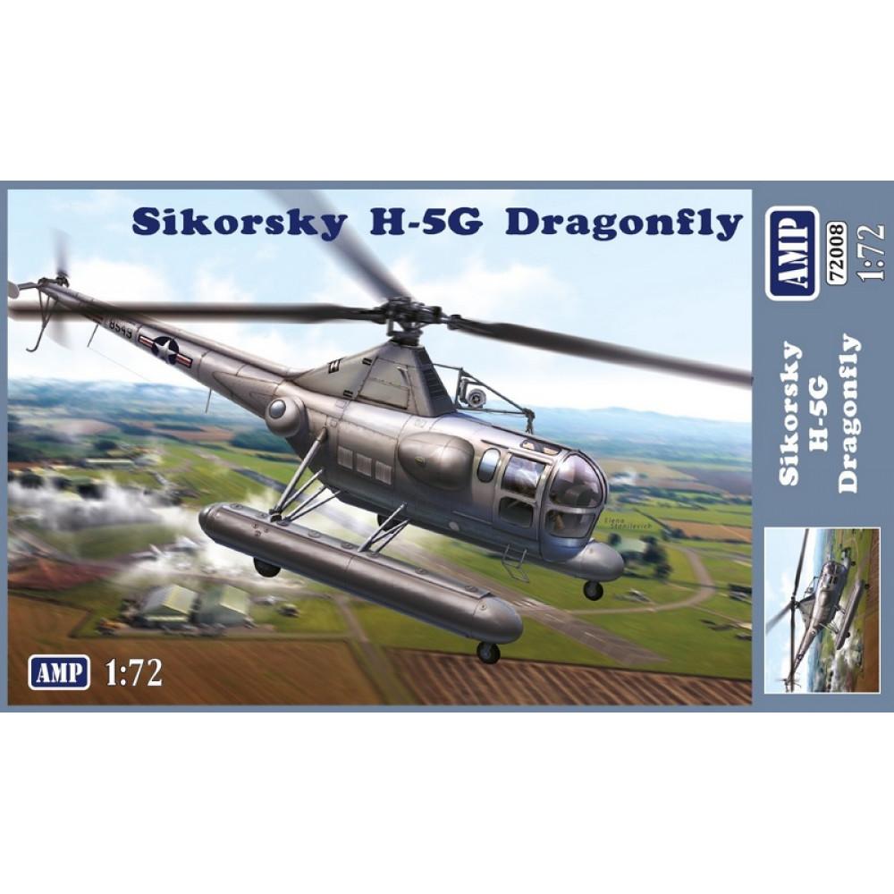 Sikorsky H-5G Dragonfly 1/72 AMP 72008