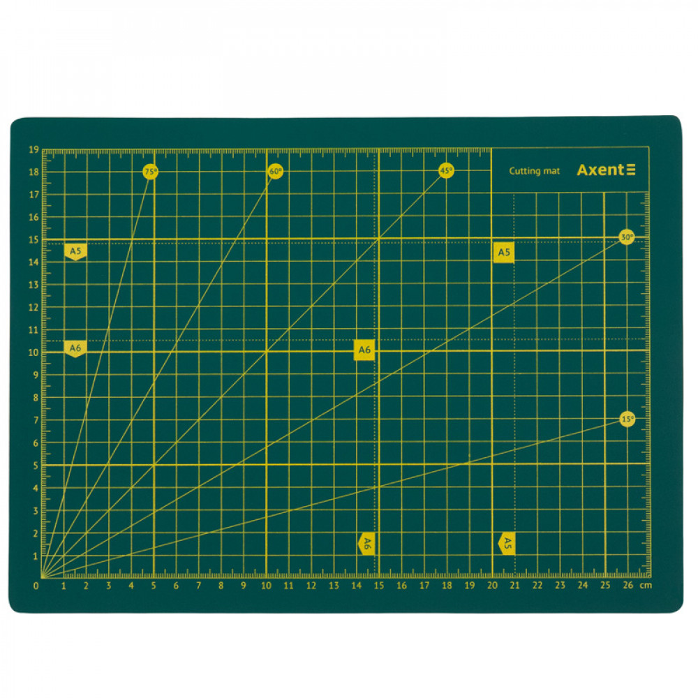 Rug self-reducing for A3 Cutting AXENT 7902