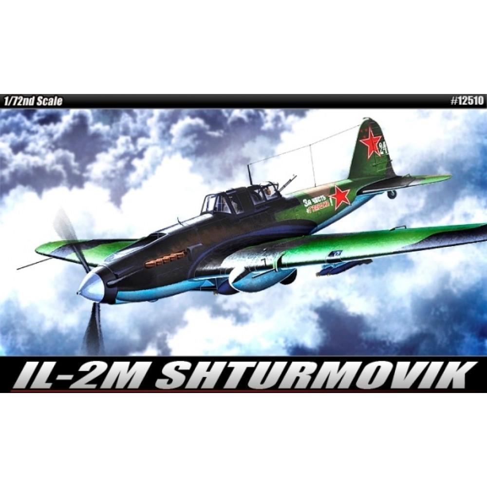 IL-2M Shturmovik  1/72 Academy  12510