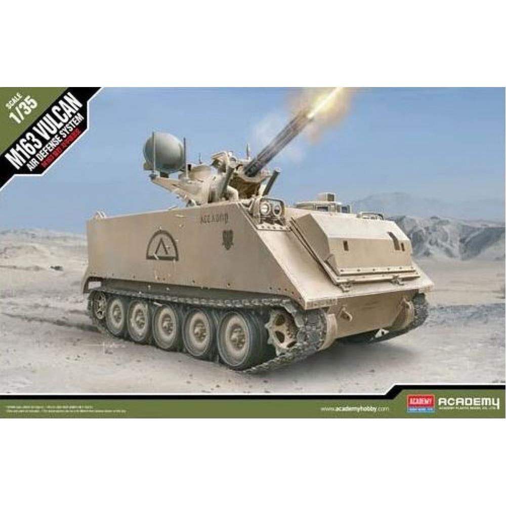 M163 Vulcan Air Defense System SPAAG  1/35 Academy 13507
