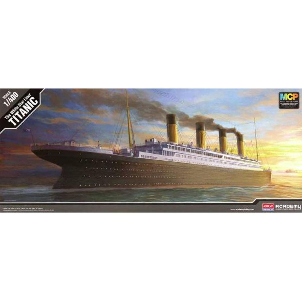 "Titanic ""White Star Liner""  1/400 Academy 14215"