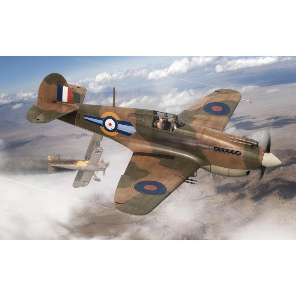 Curtiss Tomahawk Mk.IIB  1/72 Airfix  01003A