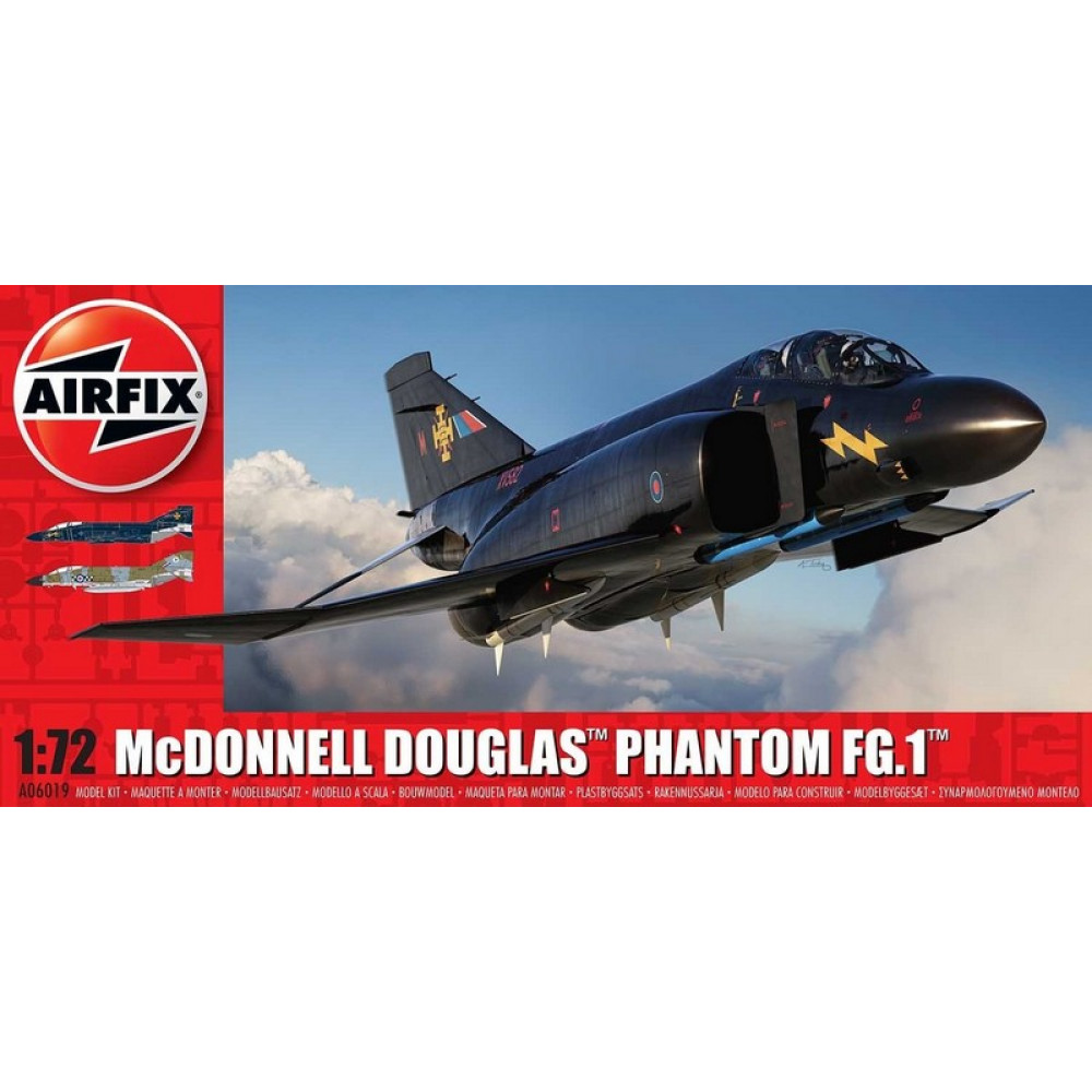 McDonnell Douglas Phantom FG.1 1/72 Airfix 06019
