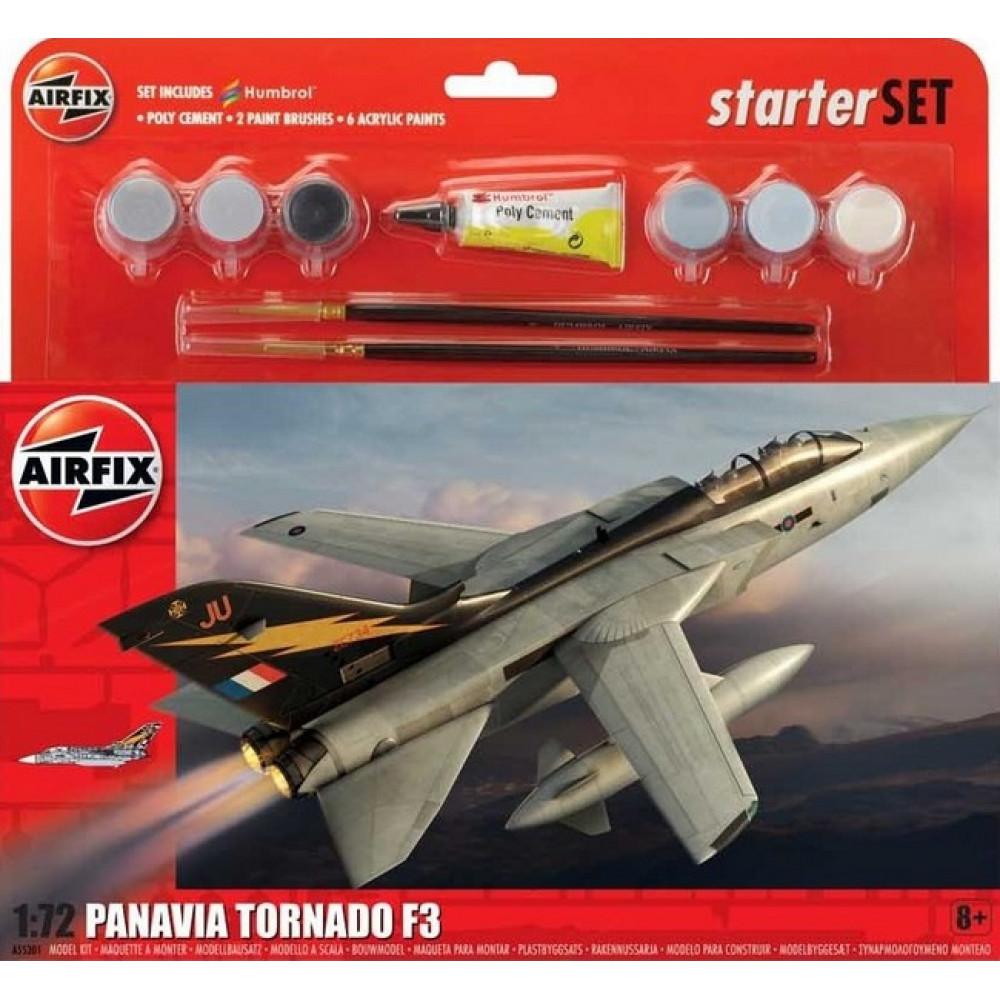 Panavia Tornado F.3 starter set 1/72 Airfix 55301