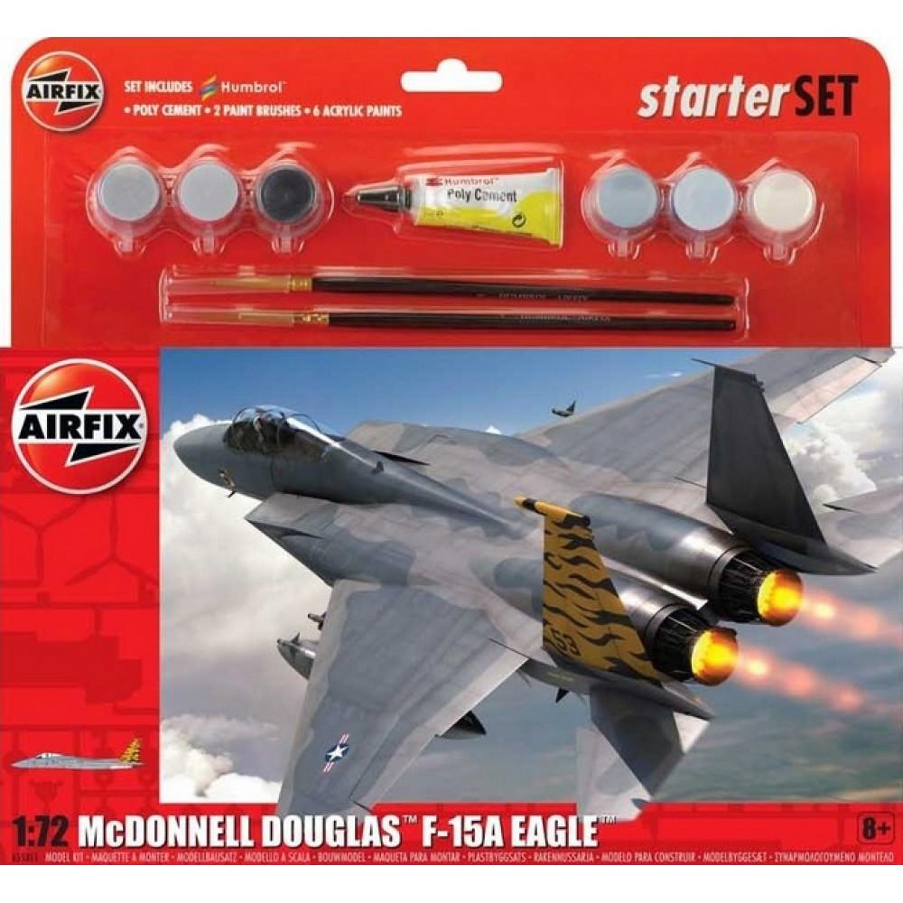 F-15A Eagle starter set 1/72 Airfix 55311