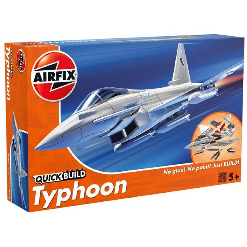 Quick Build Eurofighter Typhoon  Airfix   6002