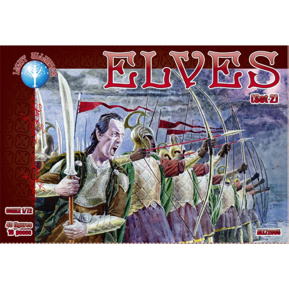 Elves set2 1/72 Alliance 72005