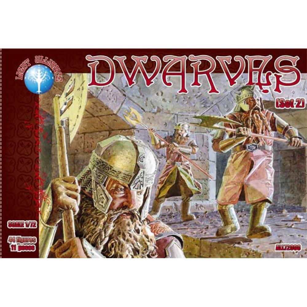 Dwarves set 2  1/72 Alliance 72008