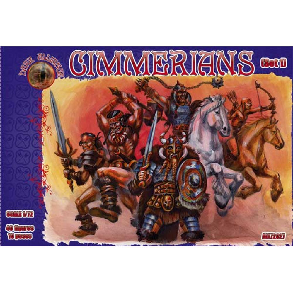 Cimmerians set1 1/72 Alliance 72027