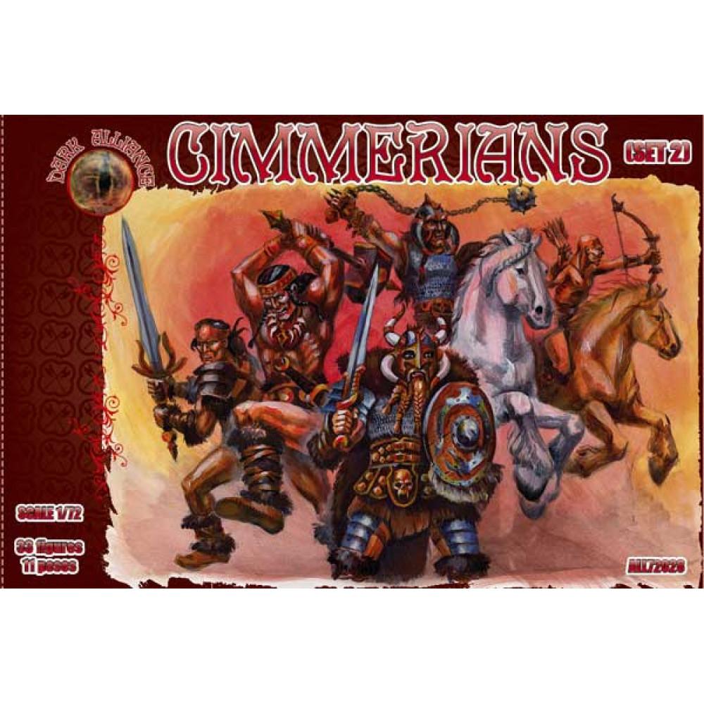 Cimmerians set2 1/72 Alliance 72028