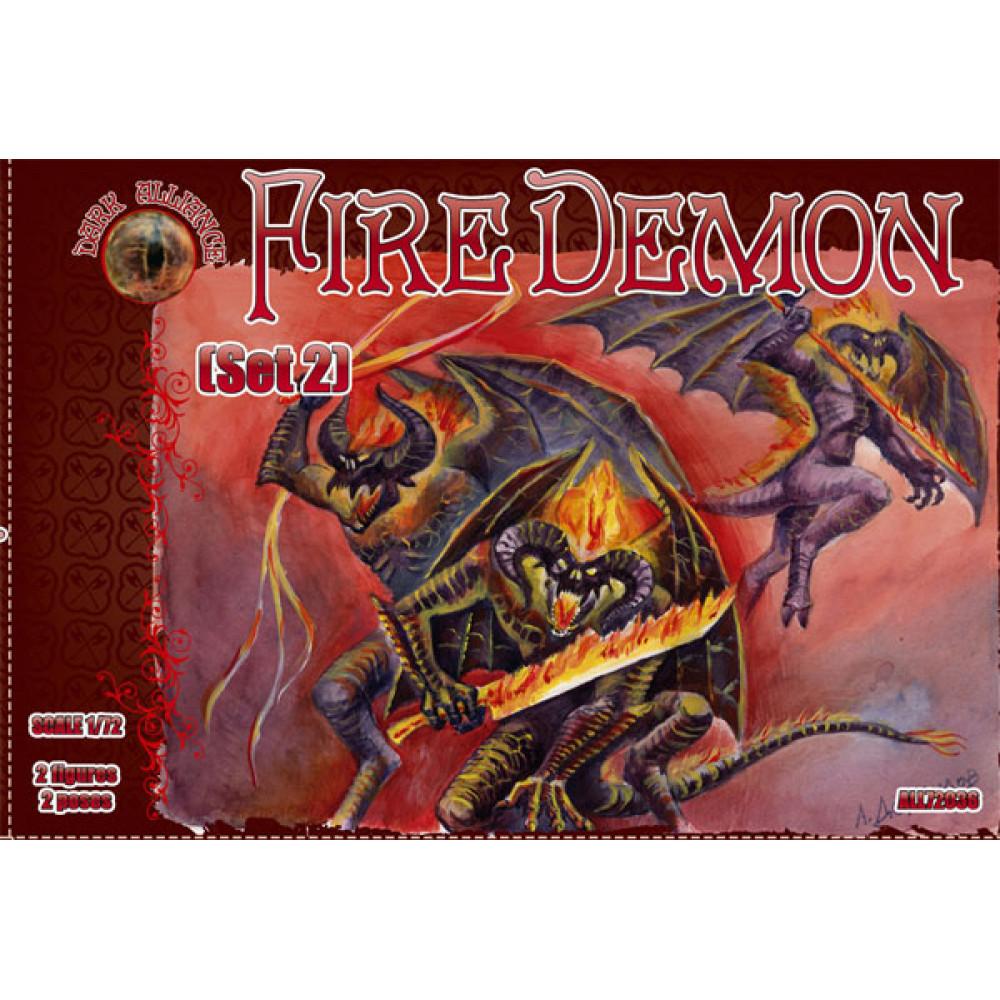 Fire Demon set 2  1/72 Alliance 72036
