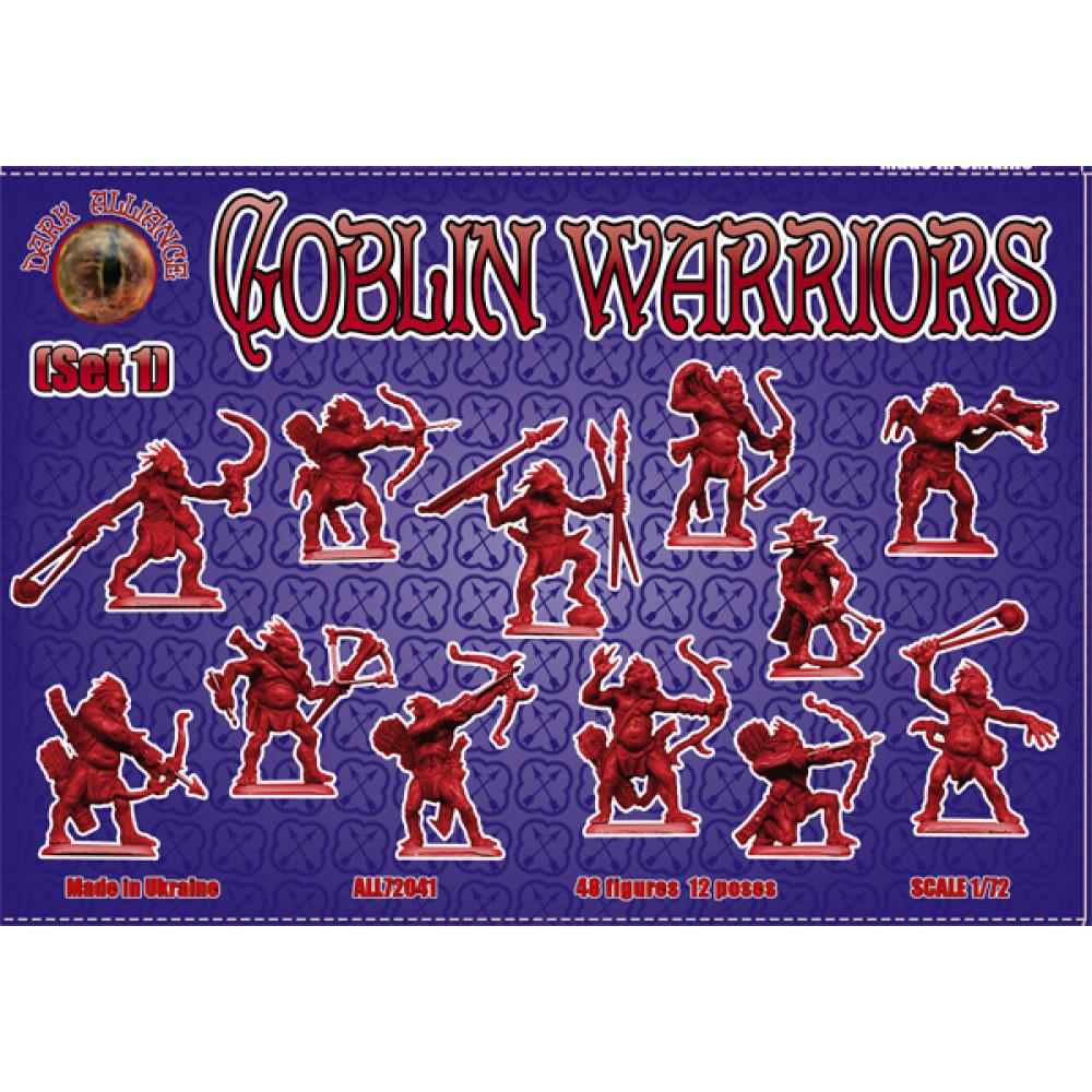 Goblin Warriors set1 1/72 Alliance 72041