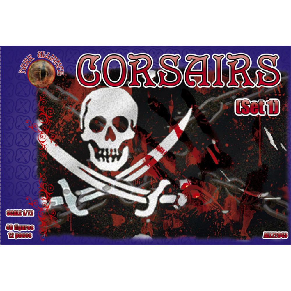 Corsairs . Set1 1/72 Alliance 72043