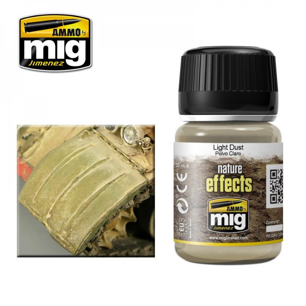 LIGHT DUST - Nature effect Ammo Mig AMIG1401