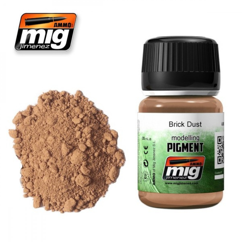Brick dust   Ammo Mig  3015