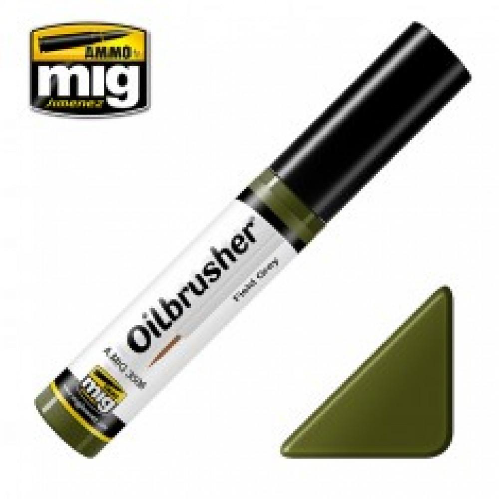 FIELD GREEN - OILBRUSHER