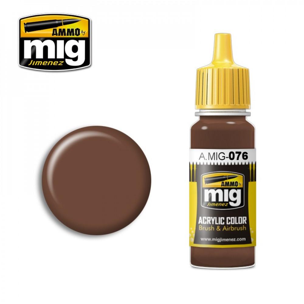 BROWN SOIL AMIG0076 AmmoMig (17ml)
