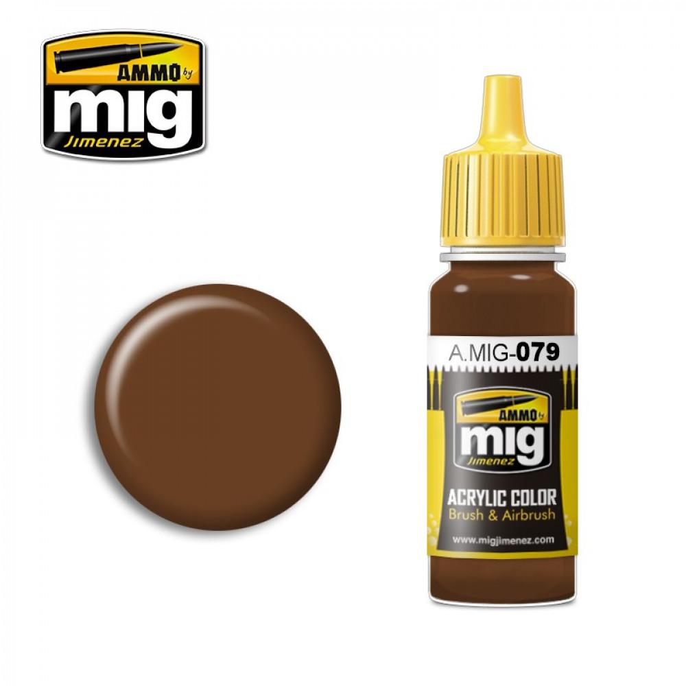 CLAY BROWN AMIG0079 AmmoMig (17ml)