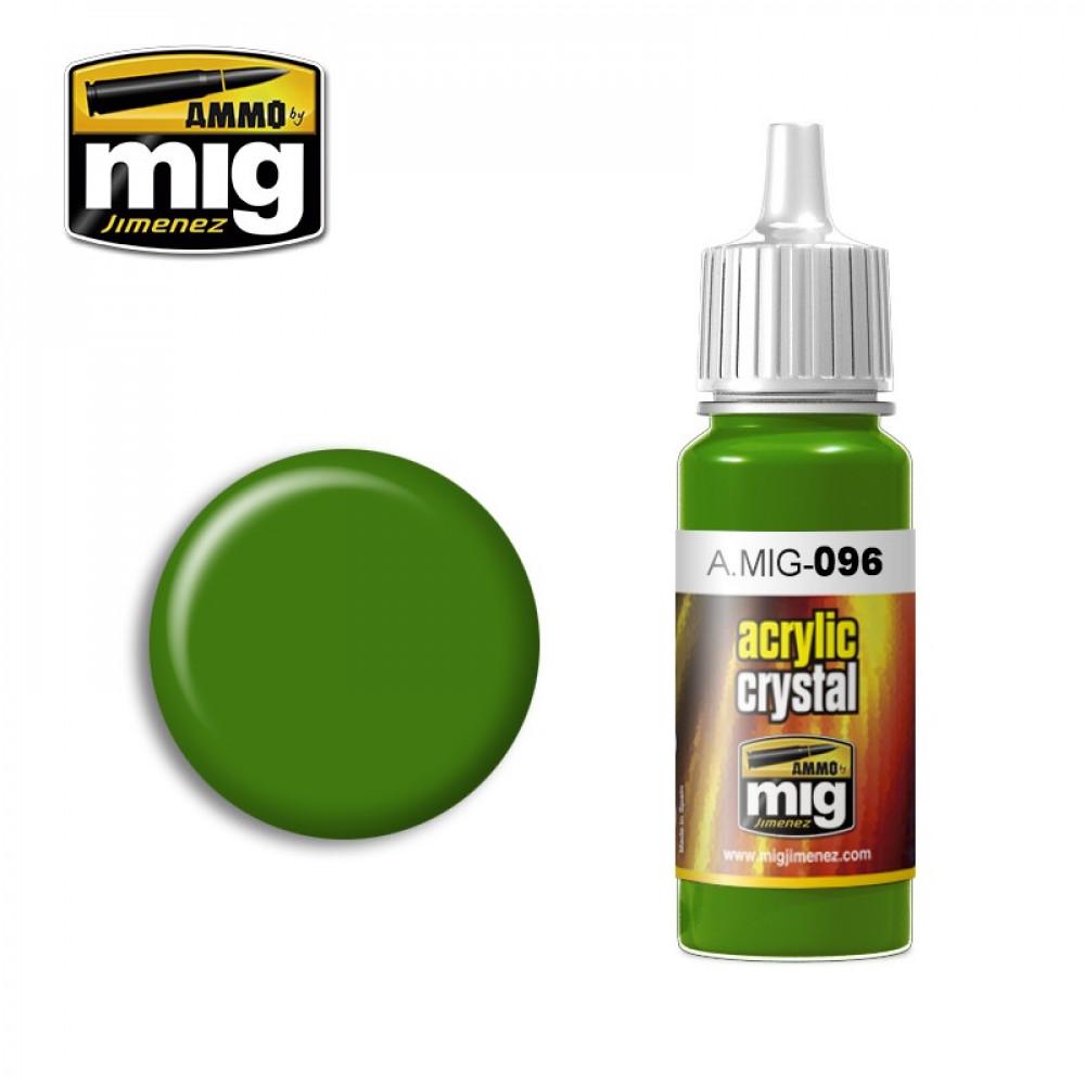 CRYSTAL PERISCOPE GREEN AMIG0096 AmmoMig (17ml)