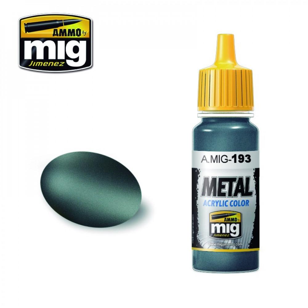 BLUISH TITANIUM AMIG0193 AmmoMig (17ml)