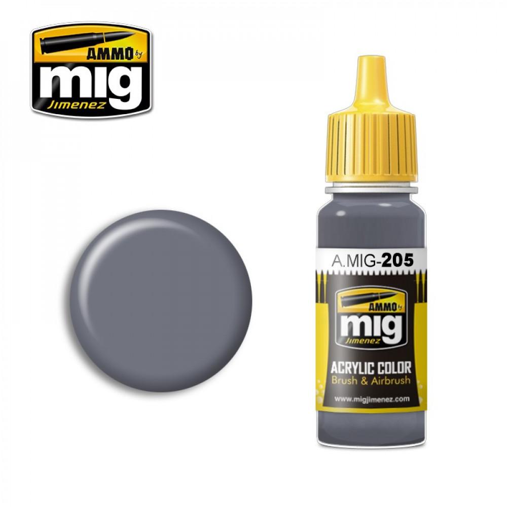 FS 26231 (BS 638) серый AMIG0205 AmmoMig  (17мл)