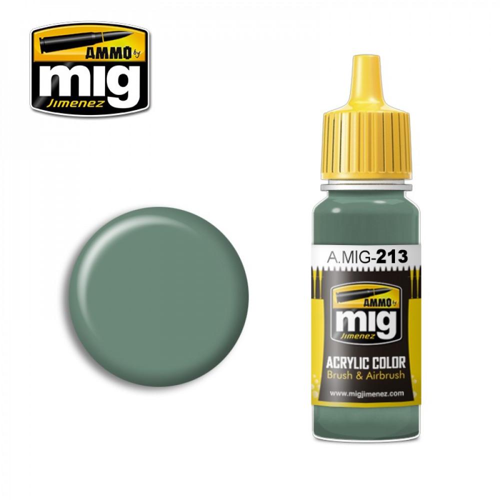 FS 24277 зелёный AMIG0213 AmmoMig  (17мл)