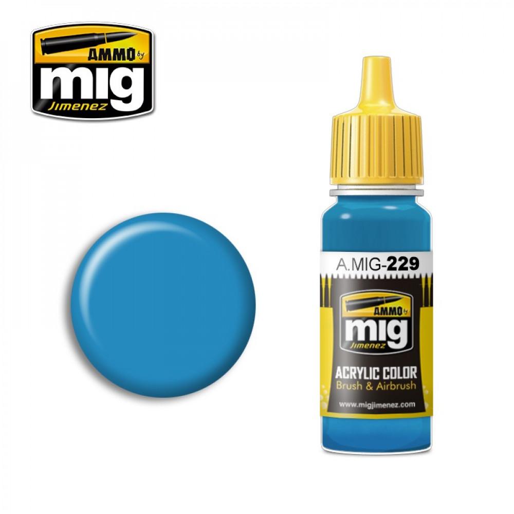 FS 15102 Тёмный серо-голубой AMIG0229 AmmoMig  (17мл)